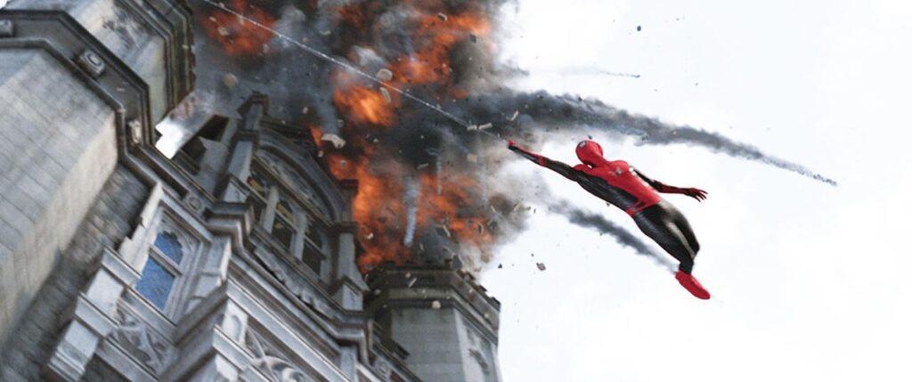 スパイダーマン:ファー・フロム・ホーム 画像①